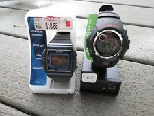 Casio G Shock Watch  & other (lot#12186)