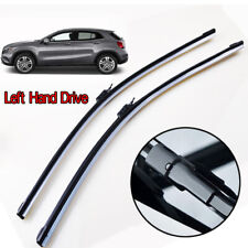 Front Wiper Blades For Mercedes-Benz GLA 180 200 250 220 45 2016 2017 2018 2019