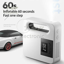 12v Car 150PSI Air Compressor Tyre Portable Auto Electric Digital Inflator Pump