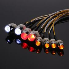 8 LED luces 2 Blanco 2 Rojo 4 Amarillo para Traxxas HSP Redcat RC4WD Coche V1P2