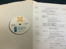 BOB SEGER Ramblin Gamblin /MITCH RYDER /Jackie Wilson radio show solid gold LP
