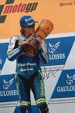 Sete Gibernau Hand Signed Telefonica MoviStar Honda 12x8 Photo MotoGP 4.