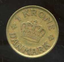DANEMARK   1 krone  1926
