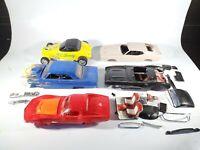 Revell AMT 1/24 1/25 Muscle Car Model Kit Lot Builders Parts/Restore