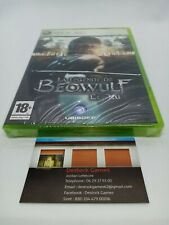 La légende de beowulf Xbox 360 NEUF BLISTER NEW SEALED