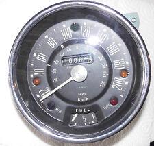 Rarität 200 km/h Cooper S Mitteltachometer für deutsche Minis gebraucht top