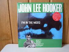 """John Lee Hooker LP """"I´m In The Mood"""" NEU-OVP. 2004 (1951) Get Back Rec."""