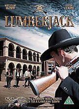 LUMBERJACK (HOPALONG CASSIDY) GENUINE R0 DVD WILLIAM BOYD ANDY CLYDE NEW/SEALED