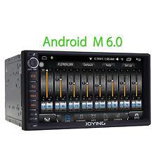 "7"" HD 2 DIN Autoradio Android 6.0 Quad Kern GPS Navigaiton Bluetooth Bildschirm"