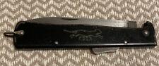 Vintage WW2 Mercator German Issued lock back folding knife K55K*****RARE*****