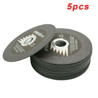 5pcs Set Cutting Wheel Grinding Disc 125mm For Cut Off Angle Grinder Metal Steel