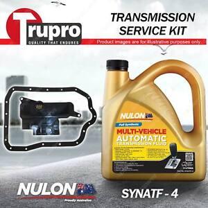 SYNATF Transmission Oil + Filter Kit for Toyota Camry ASV50 AVV50R Rav4 ASA44R