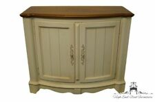 ETHAN ALLEN Legacy Collection White Painted Server / Console Cabinet 13-6405