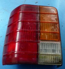 Ford Festiva  Left or Driver's Side  Tail Light Taillight Ribbed Model
