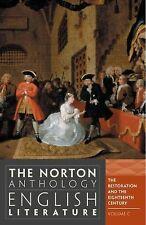 The Norton Anthology of English Literature Vol. C (2012, Paperback)