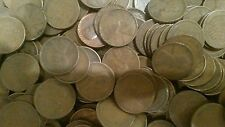5 lbs bag of 1909 1939 UNSEARCHED (Pre-1940) PDS Lincoln Wheat penny