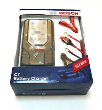 BOSCH 018999907m Chargeur de Batterie Chargeur automatique C7 12/24v 230 AH