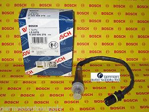 Mercedes-Benz Oxygen Sensor - BOSCH - 0258006276, 16276 - NEW OEM MB O2