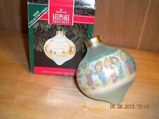 1992 Hallmark Keepsake Ornament:  Betsey's Country Christmas