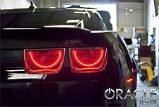 ORACLE 2010-2013 Chevrolet Camaro RED LED Tail Light Halo RINGS Afterburner