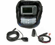 Lowrance New Hook 2 4X All Season Portable Pack Fishfinder Fishing Echo Sounder