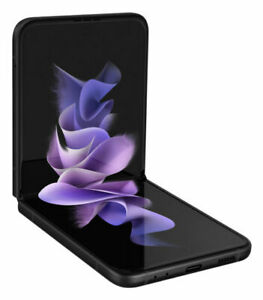 Samsung Galaxy Z Flip3 5G SM-F711B - 256 Go - Noir (Déverrouillé)