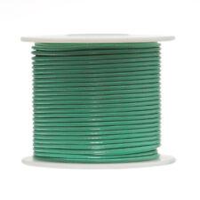 "12 AWG Gauge GPT Primary Wire Stranded Hook Up Wire Green 1000ft 0.0808"" 60 Volt"