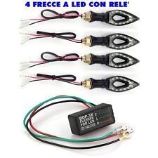 FRECCE A LED CON RELE' NUOVE 4 FRECCE