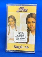 Dez – Sing For Me   Cassette Tape Indie Soul R&B Hype Sticker Wyclef Jean SEALED