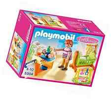 PLAYMOBIL 5304 BABY ROOM with Cradle doll house