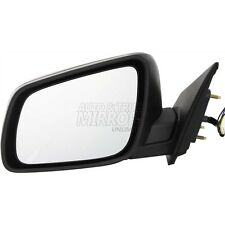 08-14 Mitsubishi Lancer Driver Side Mirror Replacement - Heated