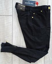 TRUE RELIGION Jeans JENNIE CURVY SKINNY ANKLE ZIP Damen Hose Gr.28 NEU ETIKETT