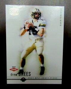 2001 Pacific Dynagon #102 Drew Brees RC!! NM-MT Condition!! BV $10!!!