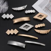 Accessories Metal Hair Clips Hair Barrette Horsetail Headwear Girls Hairpins