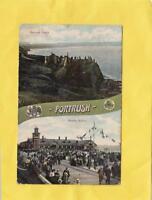PORTRUSH    **     ANTRIM     -   Northern   IRELAND  ( MA 76 )