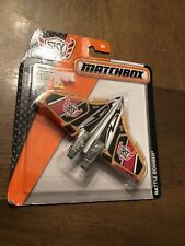 2016 Matchbox Sky Busters Battle Bomber (N8)$