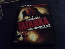 """DVD """"TATANKA - DERNIER ROUND DANS LA MAFIA"""" Clemente RUSSO / Giuseppe GAGLIARDI"""