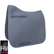 HyWITHER Competition Dressage Saddle Pad – Saddle Cloth – OMBRE GREY – COB/FULL