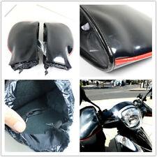 Waterproof Warm Motorcycle Handlebar Mitts Hand Motorbike Muffs Gloves Cover AUK