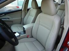 2012-2014 TOYOTA CAMRY U# LE/XLE LEATHER TRIM SEAT SEATS UPHOLSTERY KIT SET NEW