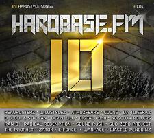 CD HardBase.FM Vol.10 von Various Artists 3CDs