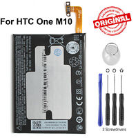 New Genuine Original B2PS6100 Battery Replacement 3000mAh For HTC One M10 HTC 10