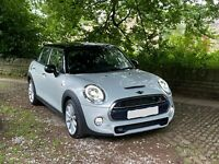 2017 / 66 MINI Hatch Cooper 2.0 SD 5-Door Hatchback SAT NAV STUNNING EXAMPLE P/X
