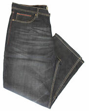 Ed Baxter Relaxed Fit Fashion Ross Jeans BIG Waist 40-72 inch, Leg 27-34 inch