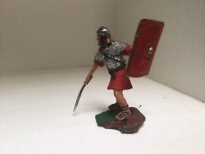 Roman infantry legionary. New Hope Design 54 mm metal toy soldier