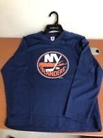 Chris Osgood New York Islanders Mighty Mac Long Sleeve Shirt / Jersey Size L