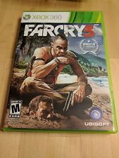 Far Cry 3 (Microsoft Xbox 360, 2012) - Works on Xbox One - COMPLETE