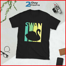 Wild Animal Swan T-shirt St Patrick_s Day Gift