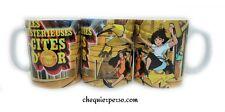 Mug CITES D'OR les mystérieuses #12  dessin animé tasse personnalisable