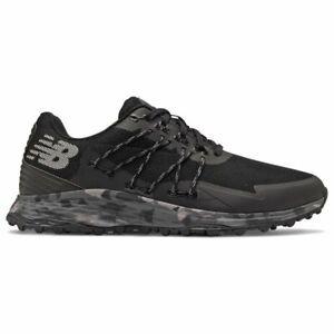 New Balance Fresh Foam Pace SL Spikeless Golf Shoes - Black/Multi